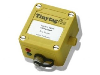 Die  Tinytag Plus RE-ED Datenlogger...