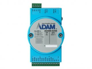 ADAM-6200: Ethernet Modbus TCP Module
