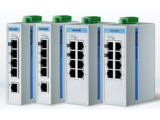 EKI-5000 Fast Ethernet / Gigabit Ethernet ProView Switches