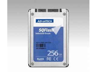 Industrial SSD SQFlash SATA Flash Drive Serie
