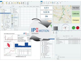 IPEmotion Messdatenerfassungs und Auswerte-Software