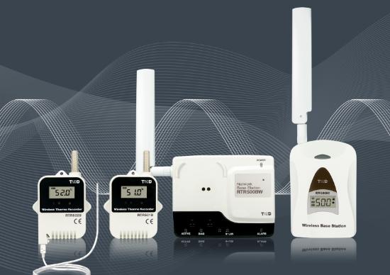 Neue Generation von T&D Datenloggern der RTR500B-Serie