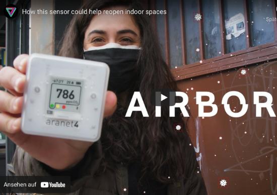 """Wie CO2-Sensoren wie Aranet4 uns helfen könnten, zur """"Normalität"""" zurückzukehren"""