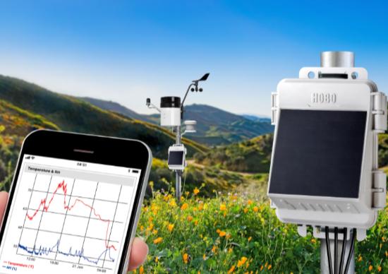 HOBO by Onset Wetterstationen für eine langfristige, zuverlässige Umweltüberwachung