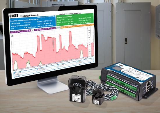 Mit Onset die Energieüberwachung in Gebäuden optimieren