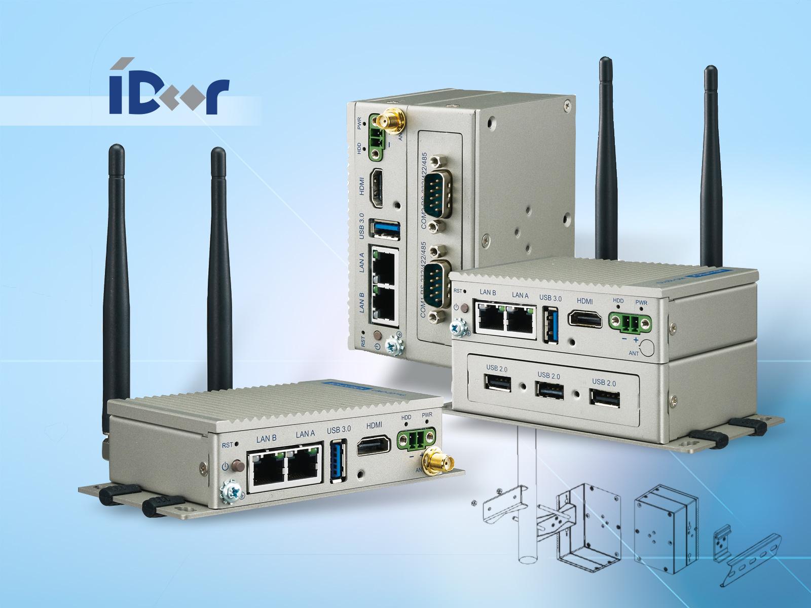 Taschen-Rechner: UNO-2271G für's IoT