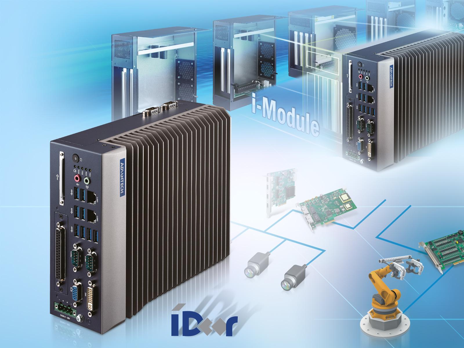 MIC-7500: Industrie-PCs für die nächste Generation und IoT