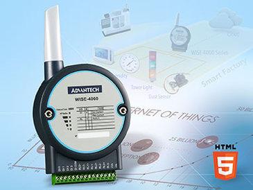 WISE-4000-Module von Advantech: Datenlogger für's Internet of Things
