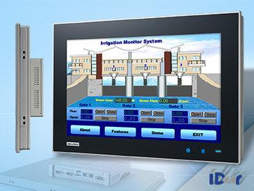 Schlankheitskur: Panel-PCs TPC-x51T als ThinClients