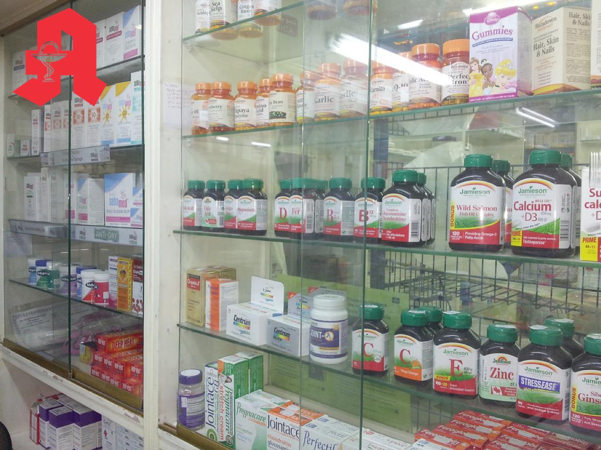 Apotheken verwenden SenseAnywhere Datenlogger um korrekte Lagerung der Medikamente zu gewährleisten