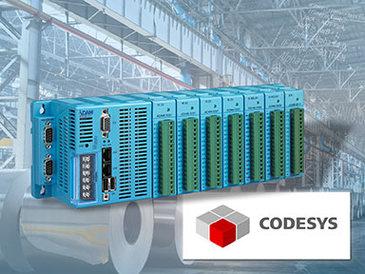 Advantech setzt CODESYS V3 als SPS-Programmieroberfläche ein