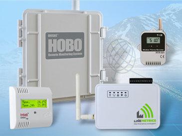 Datenlogger mit GSM / GPRS Datenübertragung