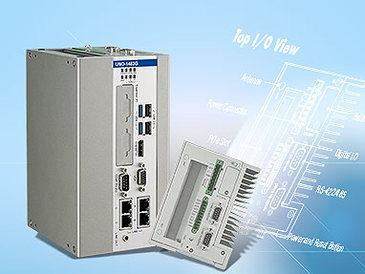UNO-1483G: Das Industrie-PC-Messsystem für die Hutschiene