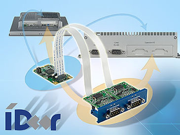 iDoor von Advantech: Neues Connectivity-Konzept