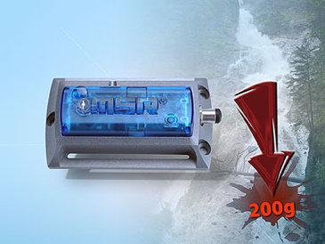 MSR165: Schock und Vibration bis 200g