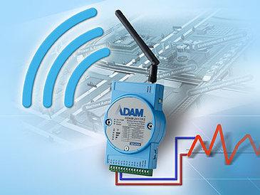 Analog to Wireless: ADAM-2017PZ