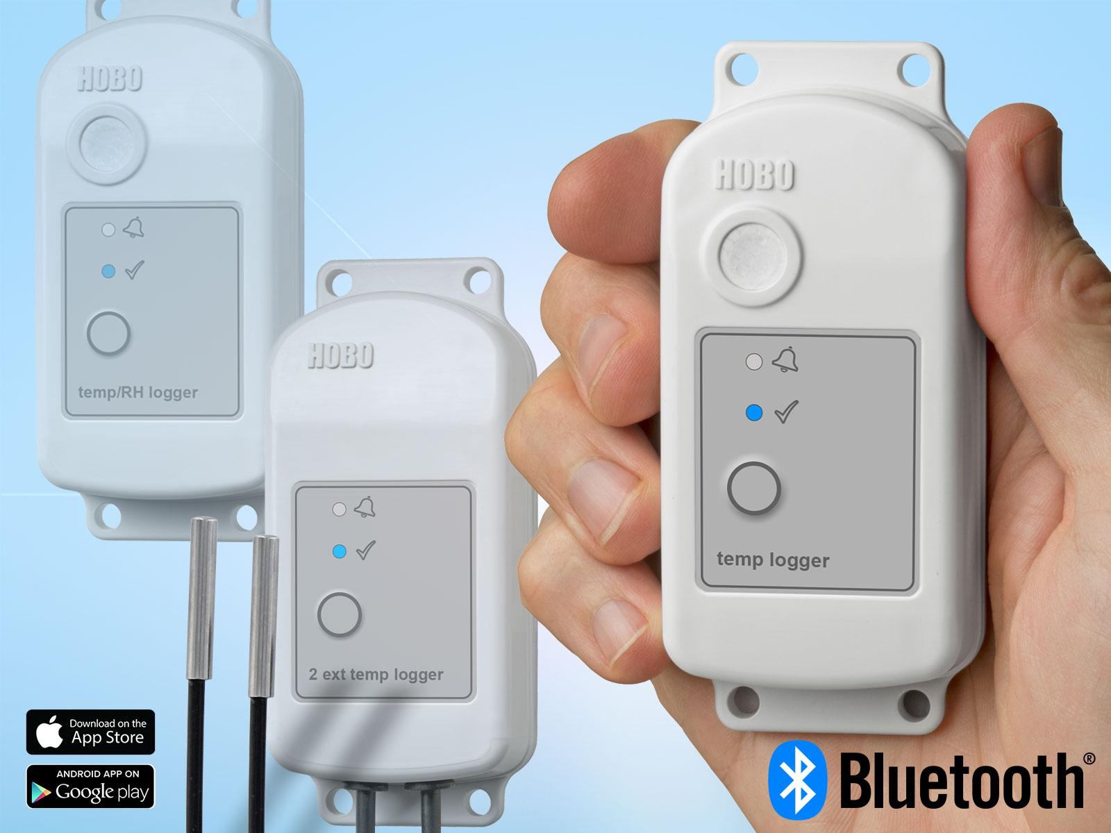 Outdoor + Bluetooth = Datenlogger MX-2300