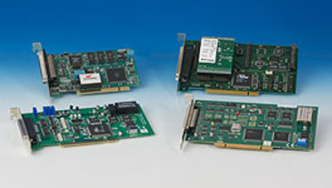 Messkarten PCI, ISA, PC104