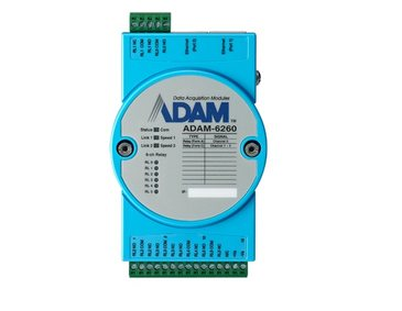 ADAM-6260 isoliertes Ethernet / TCP Modul