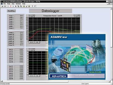 Advantech Software ADAMView