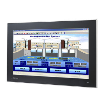 Industrie Monitore 18.5 bis 21.5 Zoll: resistiver Touchsreen