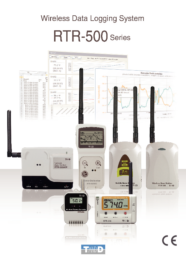Datenblatt RTR-500 Serie