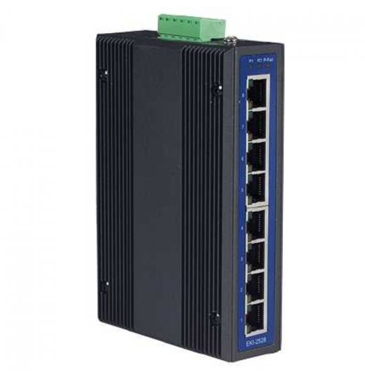 EKI-2528 Unmanaged Industrie Ethernet Switch