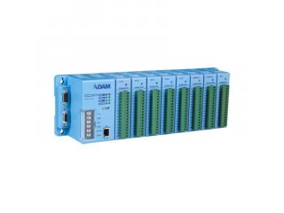 ADAM-5000/TCP: 8-slot Analog-, Digital- I/O-System mit...