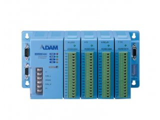ADAM-5000L/TCP: 4-slot Analog-, Digital- I/O-System,...