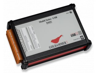 G0C-1034-1: 16-Kanal USB-Basic Messadapter