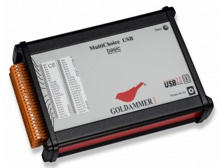 G0C-1034-5: 16-Kanal USB Basic Messadapter